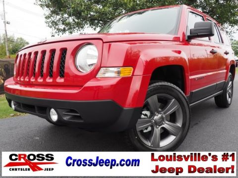 New 2017 Jeep Patriot Sport FWD 4D Sport Utility