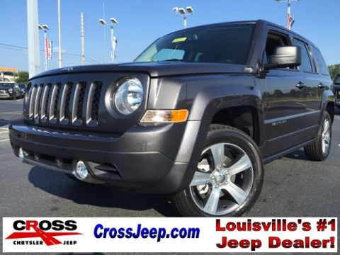 New 2017 Jeep Patriot High Altitude FWD 4D Sport Utility