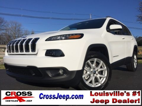 NEW 2017 JEEP CHEROKEE LATITUDE FWD
