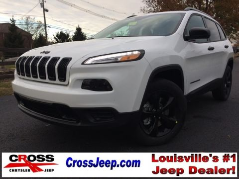 New 2017 Jeep Cherokee Sport 4WD